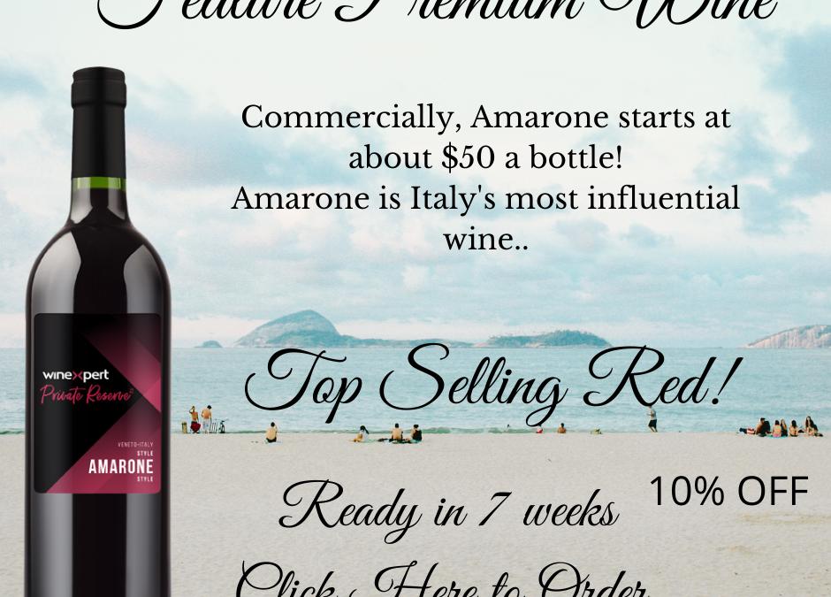 Premium Feature Wine for September
